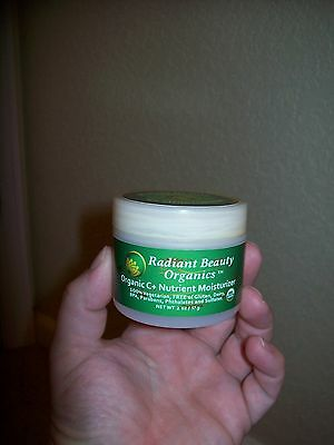 Facial Moisturizer - Best Organic, 100% Natural - Hydrating, Moisturizing, C (Best Moisturizer Cream For Oily Skin)