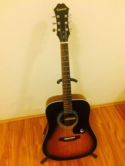 Epiphone Guitar for SALE RUSH!!! Seven Hills Blacktown Area Preview