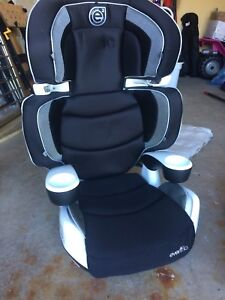 Evenflo Booster seat with lights