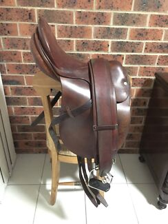 Junior dressage saddle Grafton Clarence Valley Preview