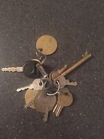 FOUND KEYS SYLVAN LAKE!!