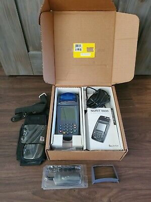 Verifone Nurit 8000 8000s Wireless Palmtop Solution Credit Card Terminal Machine
