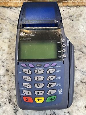 Verifone Omni 3730 Wcharger.