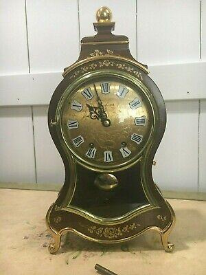 Clocks Vintage Mantel Clock 2 Vatican