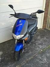 GILERA 180 SP 2 STROKE Freshwater Manly Area Preview