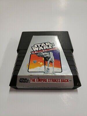 Atari 2600 Star Wars The Empire Strikes Back #D