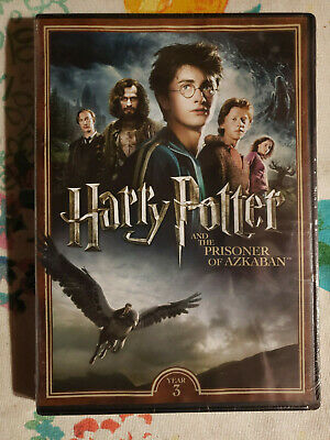 Harry Potter and the Prisoner of Azkaban (DVD, 2016, 2-Disc Set)
