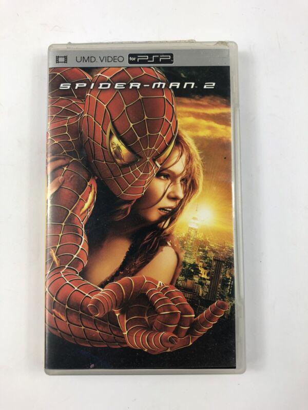 Spider-Man 2 PSP (UMD, 2005, Universal Media Disc)
