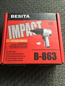 Air impact wrench - Besita rattle gun. Sunbury Hume Area Preview