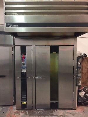 Baxter Oven Ov210g-m2b And Proofer Pc200-13 Plus Racks Loaf Pans Cookie Sheets