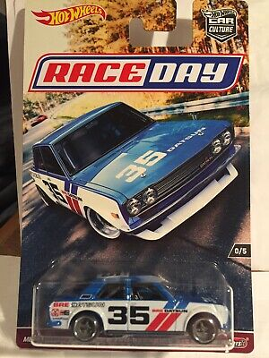 Hot Wheels RLC Car Culture BRE Datsun 510 from Race Days.