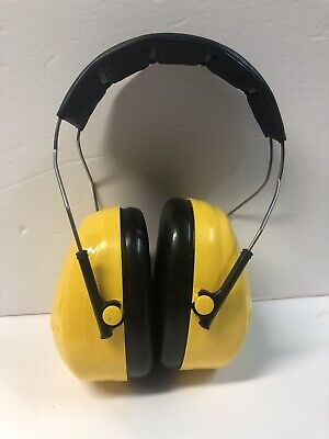 3m Peltor Optime 98 Over The Head Earmuff Hearing Protection Ear Protectors