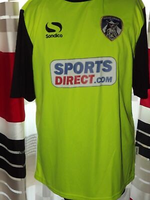' 2014-15 Oldham Away (L) Shirt Jersey Trikot Maillot Maglia Camiseta,. segunda mano  Embacar hacia Mexico