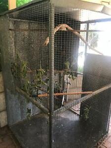 Bird aviary