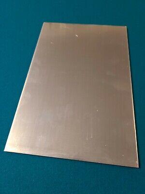 .250. 14 Aluminum Sheet Plate. 12 X 18.  Flat Stock. 1 Pc