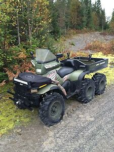 Polaris sportsman bigboss 6x6