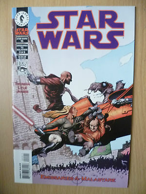 DARK HORSE COMIC STAR WARS 15- EMISSARIES TO MALASTARE# 3 of 6, February 2000