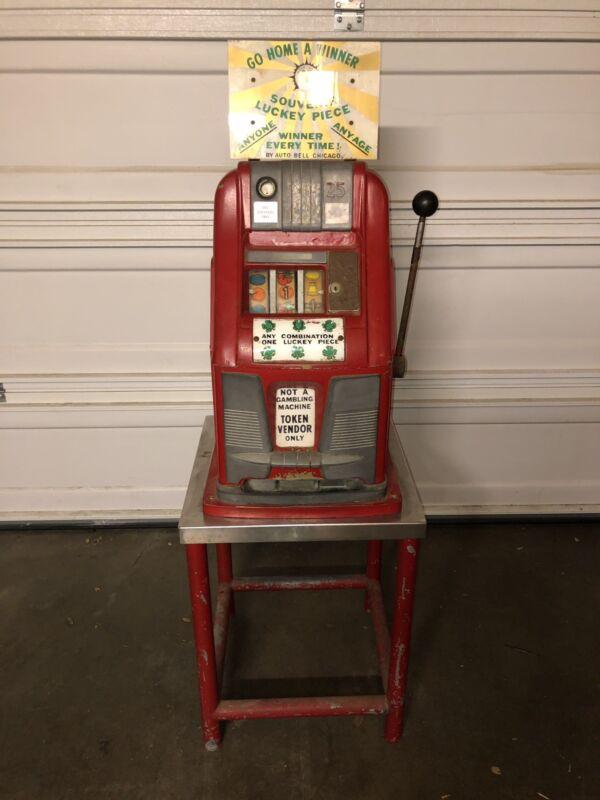 1930s/40s - Antique Slot / Token MACHINE