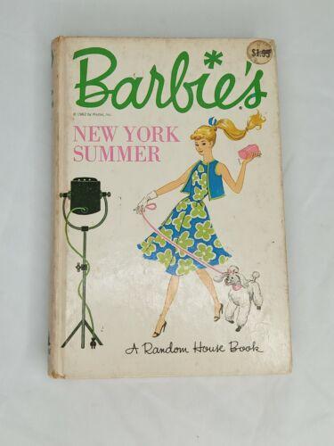 Vintage Barbie s New York Summer Random House Book 1962 Doll Ken - $17.60