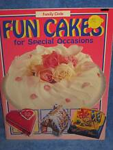 Fun Cakes for Special Occasions Hamersley Stirling Area Preview