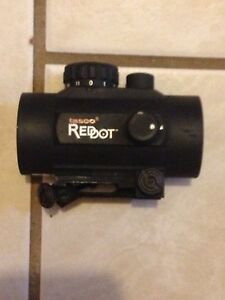 Tasso metal red dot sight for air soft or hunting