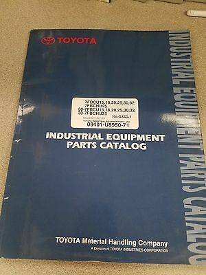 Toyota Forklift Manual Owner's Guide To Business And Industrial. Toyota Forklift Parts Catalog Manual See S For Included Models. Toyota. Toyota Forklift 42 6fgcu25 Wiring Diagram At Scoala.co