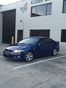Fg xr6 turbo manual swaps for old school Bray Park Pine Rivers Area Preview