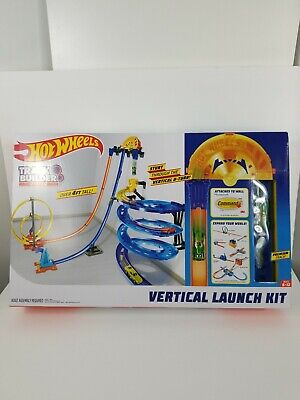 Hot Wheels Track Builder Vertical Launch Kit 2019 Edition