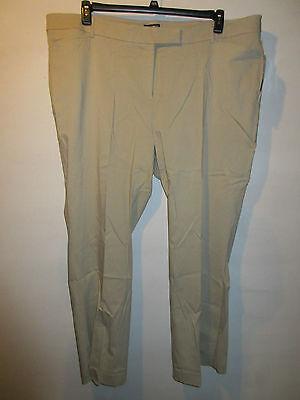 Hose Petite 3 X 28 28p Plus Hellbraun Geheim Mince Panel Hosen Stretch Nwt N6 - Petite Hose Hosen