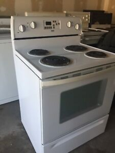 Washers , dryers and stoves for sale