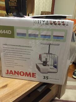 Janome 644d sewing machine Altona North Hobsons Bay Area Preview