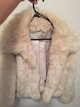 Forever new fur coat Westminster Stirling Area Preview
