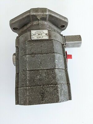 Concentric 1080086 Gear Pump2 Stage3600 Rpm28 Gpm