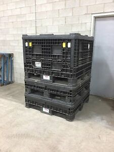 Collapsible Bulk Containers