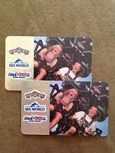 Gold Coast Theme park MovieWorld SeaWorld Wet n Wild tix Surfers Paradise Gold Coast City Preview