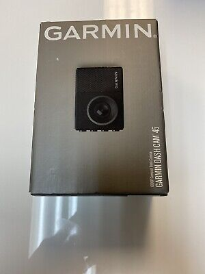 Garmin Dash Cam 45 HD Driving Recorder With GPS Capability No Accessories