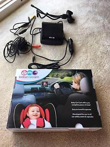 Baby Car Cam. Keep an eye on your baby without the distraction Caulfield North Glen Eira Area Preview