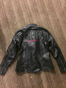 Women's Insulated Harley Davidson Jacket