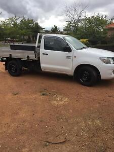2013 Toyota Hilux Ute Amaroo Gungahlin Area Preview