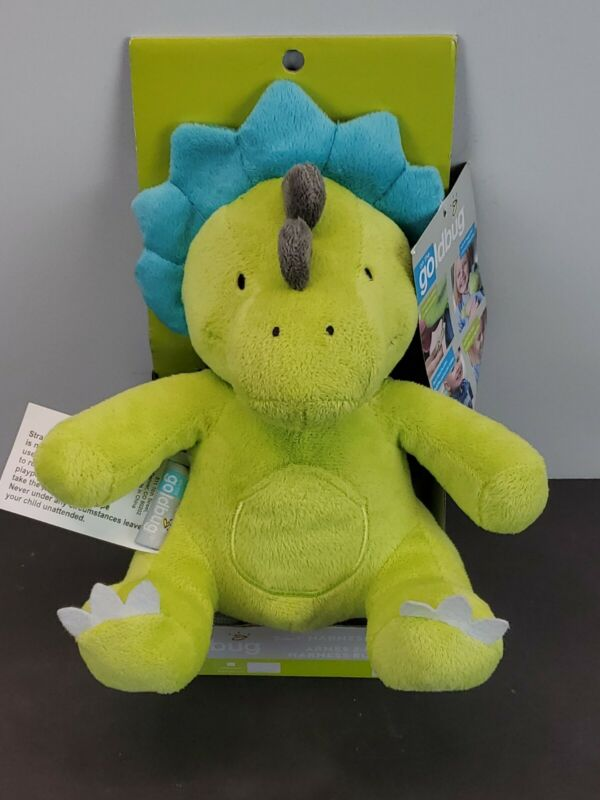 On the Goldbug 2-in-1 Toddler Child Safety Security Harness Buddy Dino leash