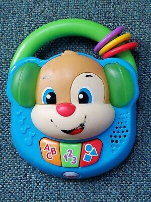 Fisher Price Baby Toys Musical Learning Letters/numbers