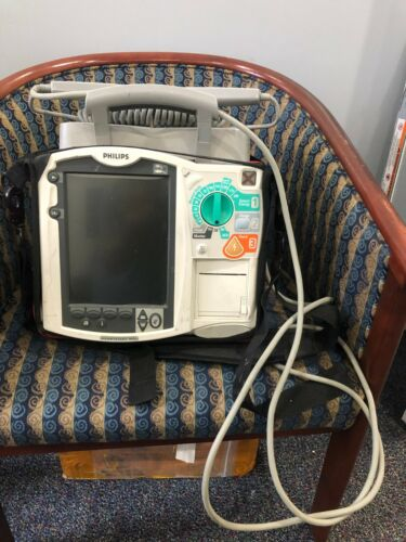 Phillips Heart Smart MRX 12 Lead ECG