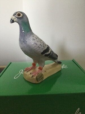 New & Boxed Beswick Pigeon