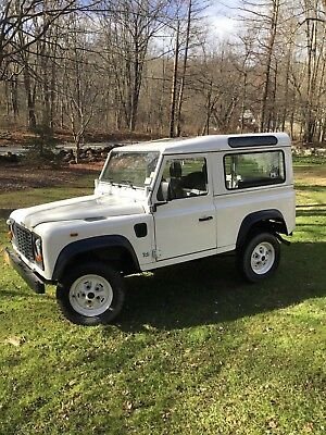 1992 Land Rover Defender  1992 Land Rover Defender