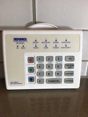 Brinks Broadview Bhs-3111 8 Zone Led Keypad
