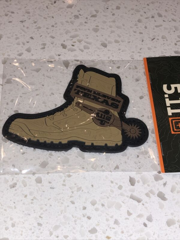 5.11 Tactical Texas Boot Patch