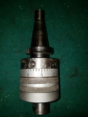 Kennametal 50 Tenthset Boring Head Tbh50 53199cj4 Wkm Oc30th062081 Taper