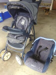 Graco stroller and carriers car seat