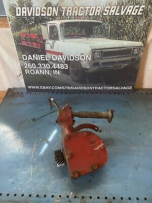 Used Farmall H Tractor Governor Assembly Antique Tractor