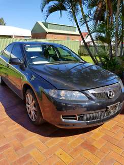 Wrecking 12/2006  Mazda 6  2.3 l luxuary Automatic 77.434 km